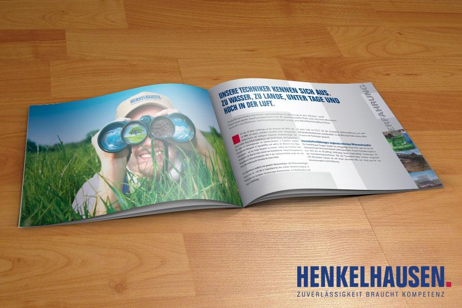 Henkelhausen | Imagebroschüre