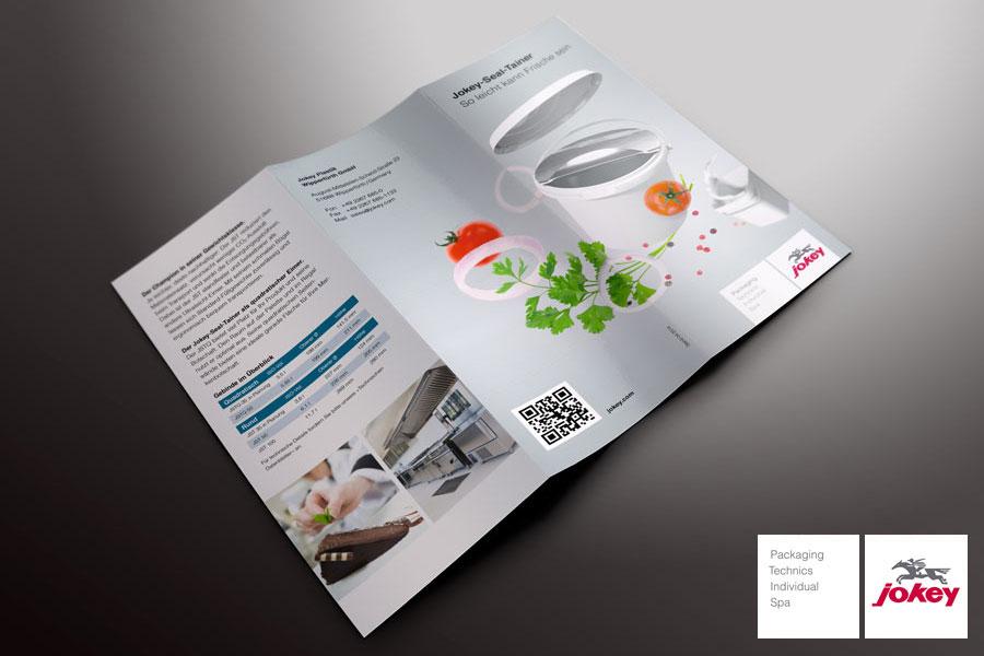 Jokey | Produkt-Flyer