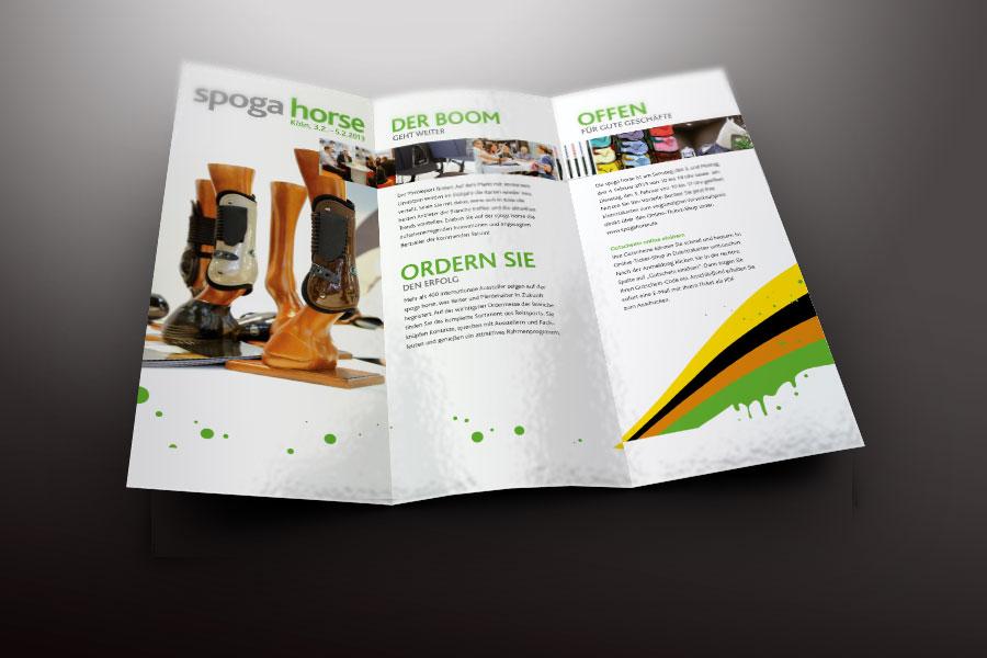 Spoga Horse | Salesfolder