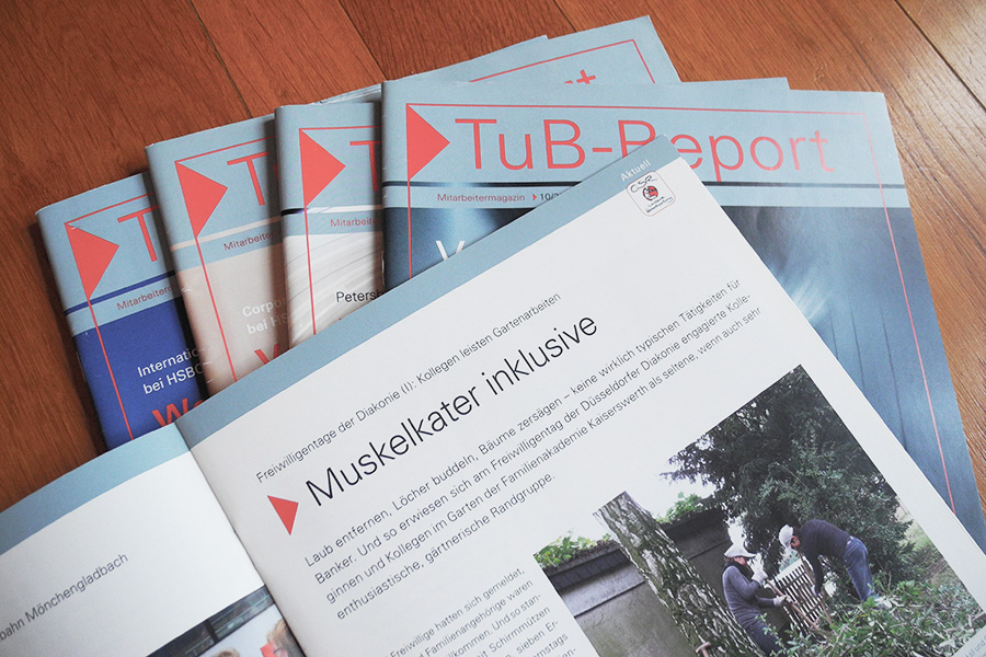 HSBC Trinkhaus | Mitarbeiterzeitschrift