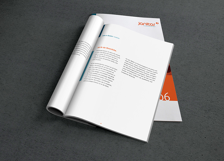 Janitos | Geschäftsbericht
