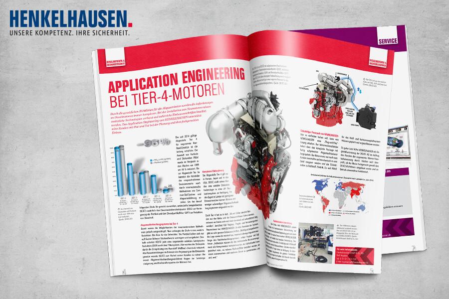 Henkelhausen | Kundenzeitschrift