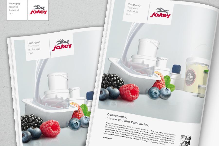 Jokey | Image-Anzeige